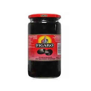 Figaro Pitted Black Olives 212g