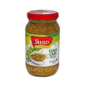 Swad Chilli Pickle 400g