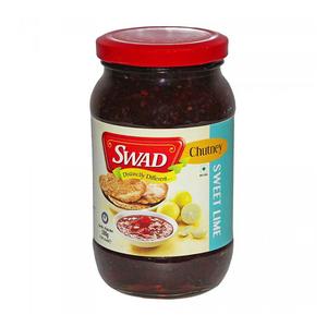 Swad Chutney Sweet Lime 500g