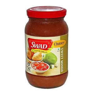 Swad Chutney Sweet Mango 500g