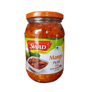 Swad Mango Pickle Hot 400g