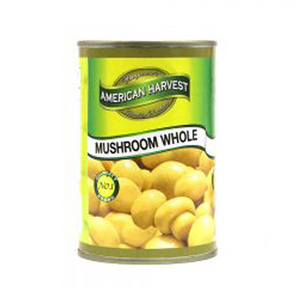 American Harvest Mushroom Whole 400g