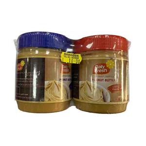 Daily Fresh Peanut Butter 2x340g