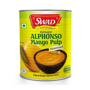 Swad Mango Pulp Alphonso 850g