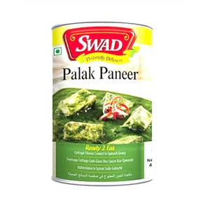 Swad Palak Paneer 400g
