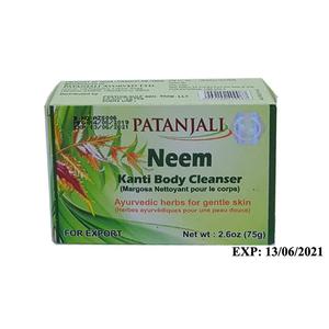 Patanjali Neem Body Cleanser 75g