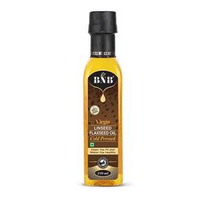 Bnb Virgin Linseed Flaxseed Oil 100ml