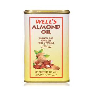 Wells Almond Ed Oil Tin 175ml