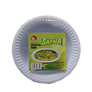 Sapna Plastic Bowls 60oz