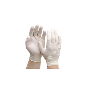 Latex Gloves Pre Powdered 100pcs