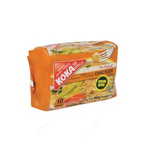 Koka Noodles Chicken 10x85g