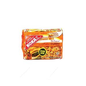 Koka Noodles Curry 10x85g
