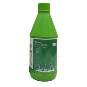 Down To Earth Organic Aloe Vera  Juice 500ml