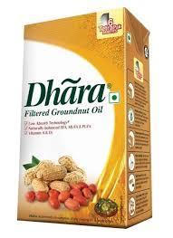 Dhara Groundnut Oil 1L