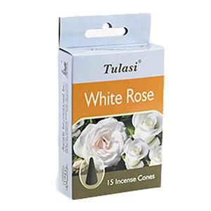 Agarbatti Dhoop White Rose 1pack