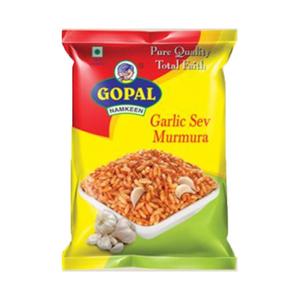 Gopal Garlic Sev Murmura 250g