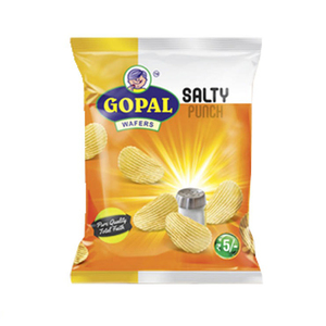 Gopal Wafers Salty Punch 45g