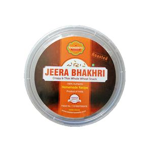 Sangeeta Jeera Bhakhri 200g