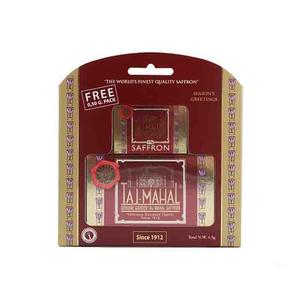 Saffron Taj Mahal 4g+0.5g