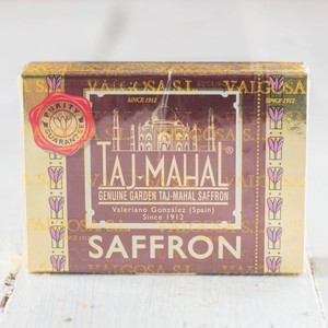 Tajmahal Saffron 6g