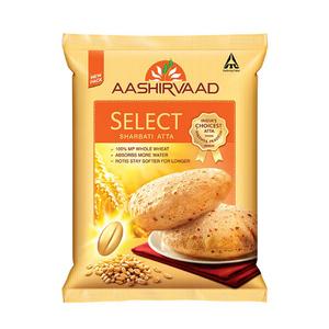 Aashirvaad Atta Sharbati 5kg