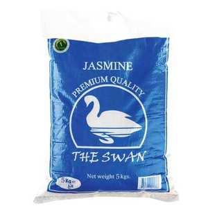 The Swan Jasmin Rice 5kg