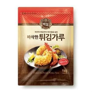 Crispy Fry Mix (Baeksul) 1kg