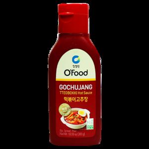 Ttopokki Hot Sauce (Halal) 300g