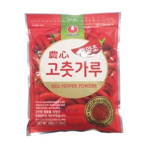 Red Pepper Powder-Coarse, For Kimchi 1kg