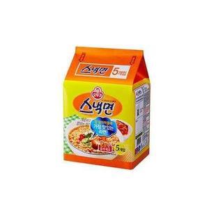 Snack Myun Instant Noodles M/P 108g