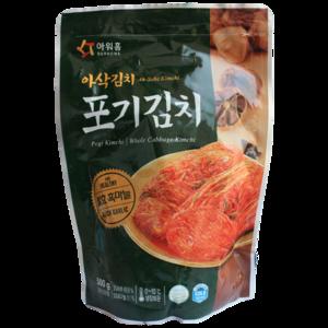 Whole Cabbage Kimchi 500g