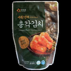 Whole Radish Kimchi 400g