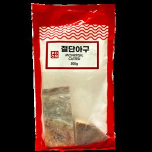 Cut Monkfish 500g