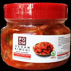 Vegan Kimchi (Seokbakji,Radish Kimchi) 400g