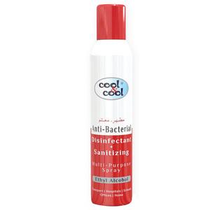 Cool & Cool Multi Purpose Spray Disinfectant 300ml