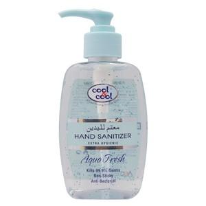Cool & Cool Hand Sanitizer Gel Travelling 250ml