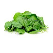 Ripe Organic Baby Spinach Italy 100g pack