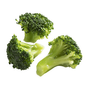 Ripe Organic Broccoli Florets Kenya 200g pack