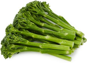 Ripe Organic Broccoli Tenderstem Kenya 300g pack