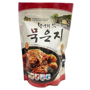 Fermented Cabbage Kimchi 850g
