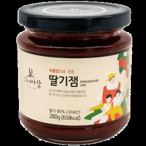 Father's Hill Sugar-Free Strawberry Jam 280g