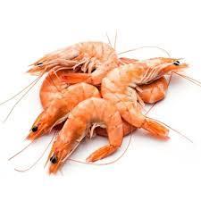 Shrimps Medium 500g