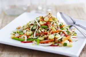 Crunchy Thai Salad 1pc
