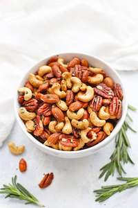 Simply Fresh Mix Nut Salt 140g