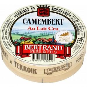 Camambart Cru Bartrand 250g