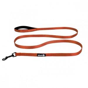 Alcott Small Orange Visibility Dog Leash 182x1.5cm