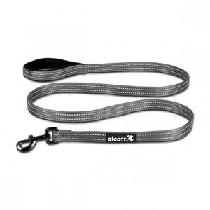 Alcott Medium Gray Dog Leash 182x1.9cm