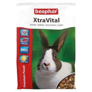 Beaphar Xtra Vital Premium Rabbit Food - high in fiber 2.5kg
