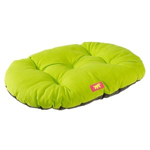 Ferplast Blue Oval Pet Cushion 76x48cm
