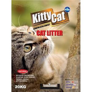 Pado Kitty Cat Ultra Compact Clumping Cat Litter Orange Scent 20kg